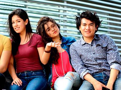 Alumnos de un curso intensivo de inglés en Madrid