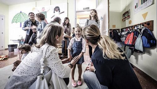 Inglés para niños en Madrid