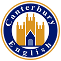 Logotipo Canterbury English